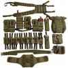 Russian SPETSNAZ Assault kit Tactical equipment SMERSH MOLLE SPOSN SSO airsoft